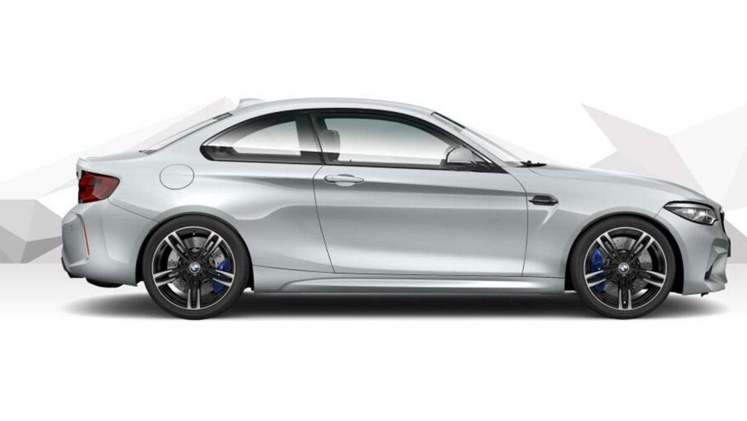 2019 BMW M2 Competition DCT Exterior 021