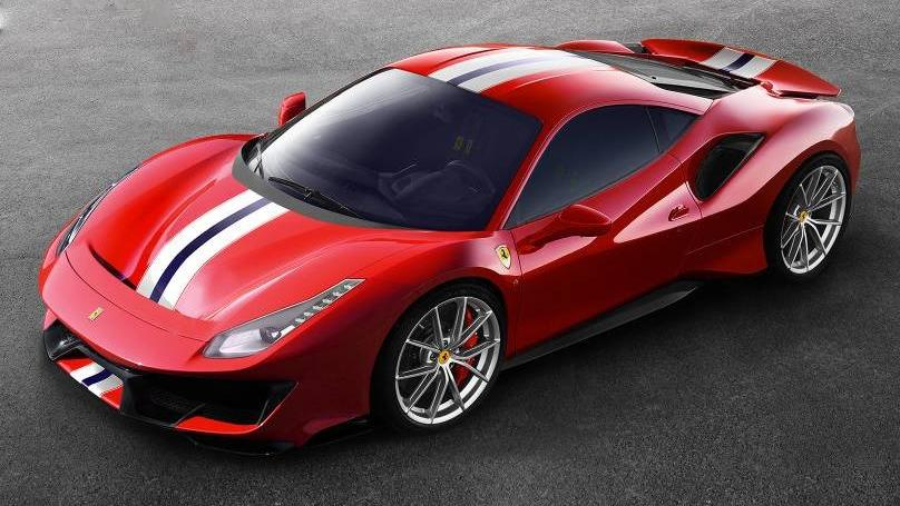 Ferrari 488 (2019) Exterior 001