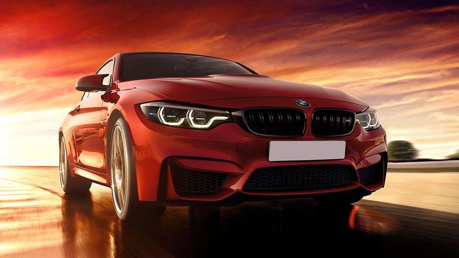 BMW M4 Coupe (2019) Exterior 003