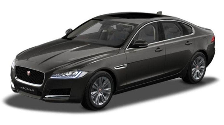 Jaguar XF (2017) Others 004