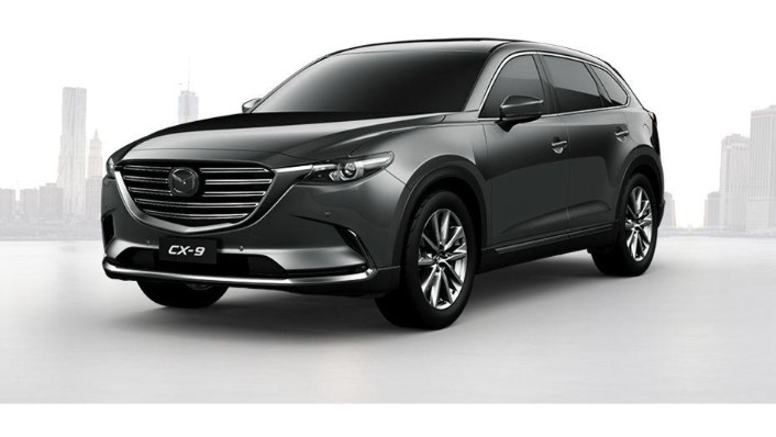 Mazda CX-9 (2018) Exterior 001