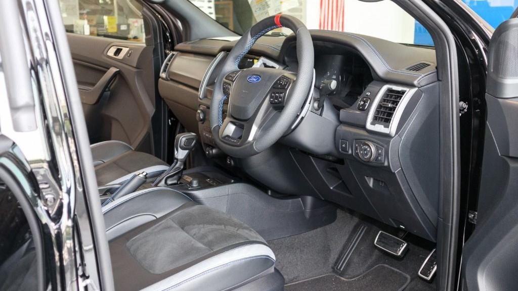 2019 Ford Ranger Raptor 2.0L 4X4 High Rdier Interior 002