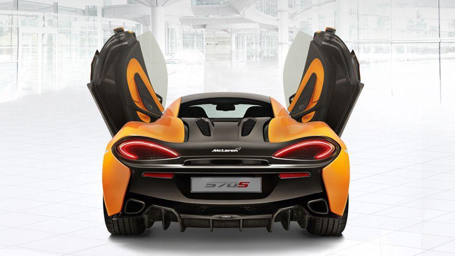 McLaren 570S (2019) Exterior 005