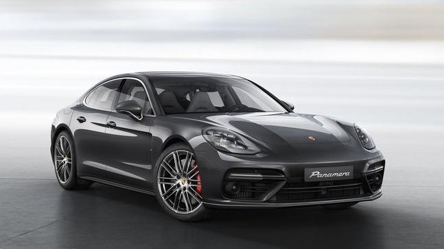 Porsche Panamera Turbo(2019) Exterior 002