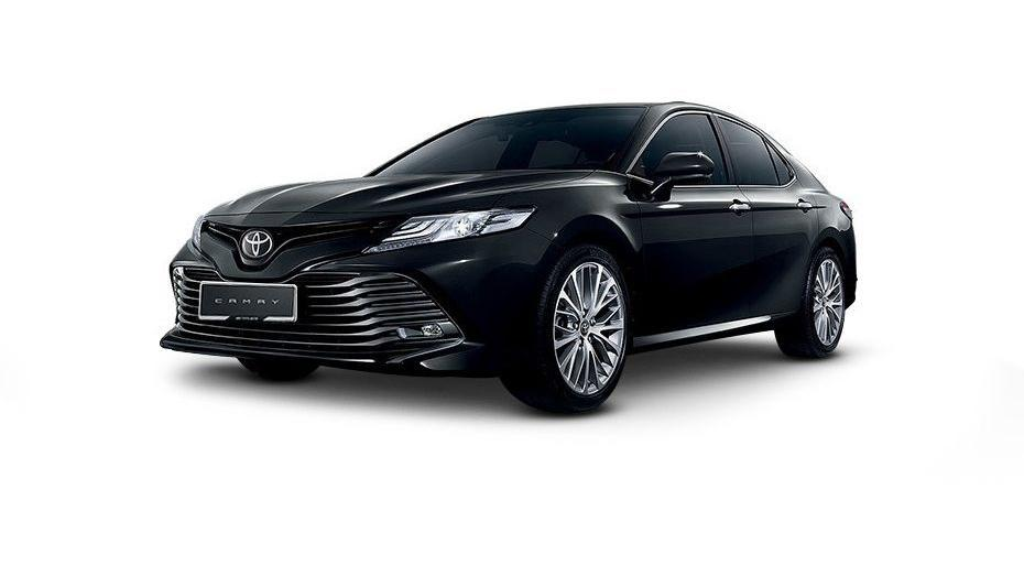 Toyota Camry (2019) Others 004