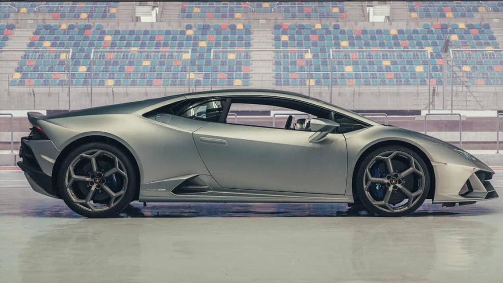 Lamborghini Huracán (2019) Exterior 007