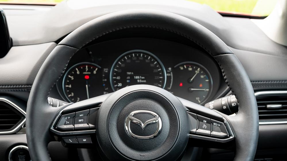 2019 Mazda CX-5 2.5L TURBO Interior 006