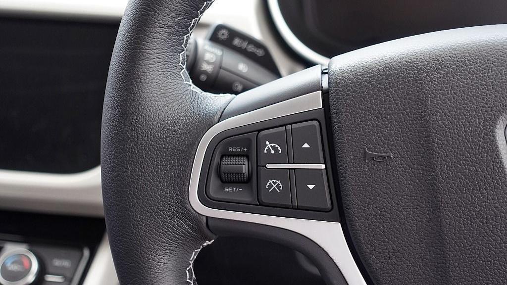 2018 Proton X70 1.8 TGDI Executive AWD Interior 010