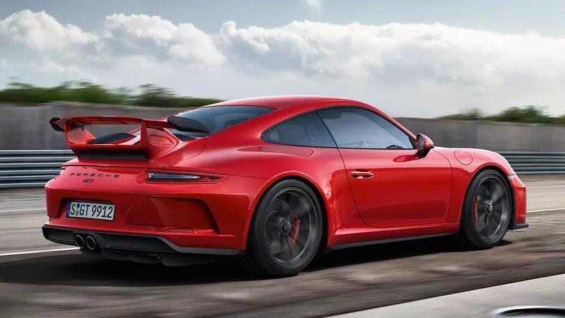 2019 Porsche 911 911 GT3 Exterior 005