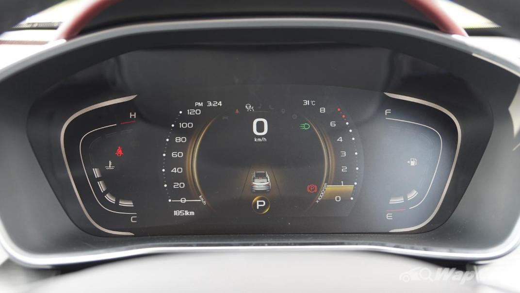 2020 Proton X50 1.5T  Flagship Interior 014