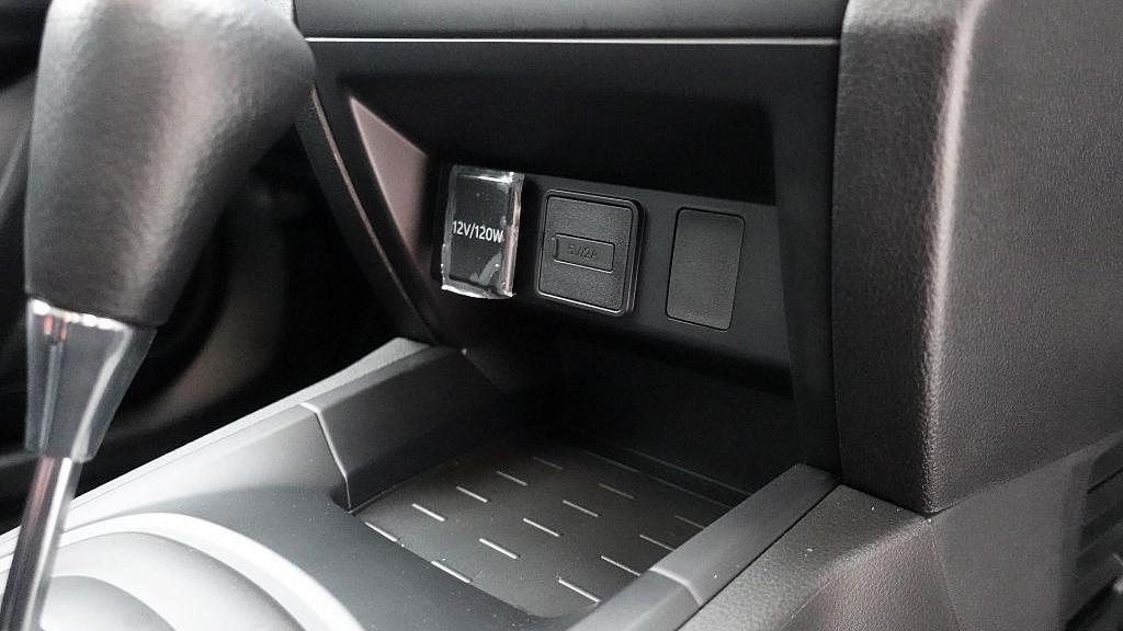 2019 Perodua Aruz 1.5 X Interior 030