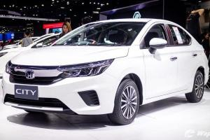 2020 Honda City is now Thailand's best-selling B-segment sedan