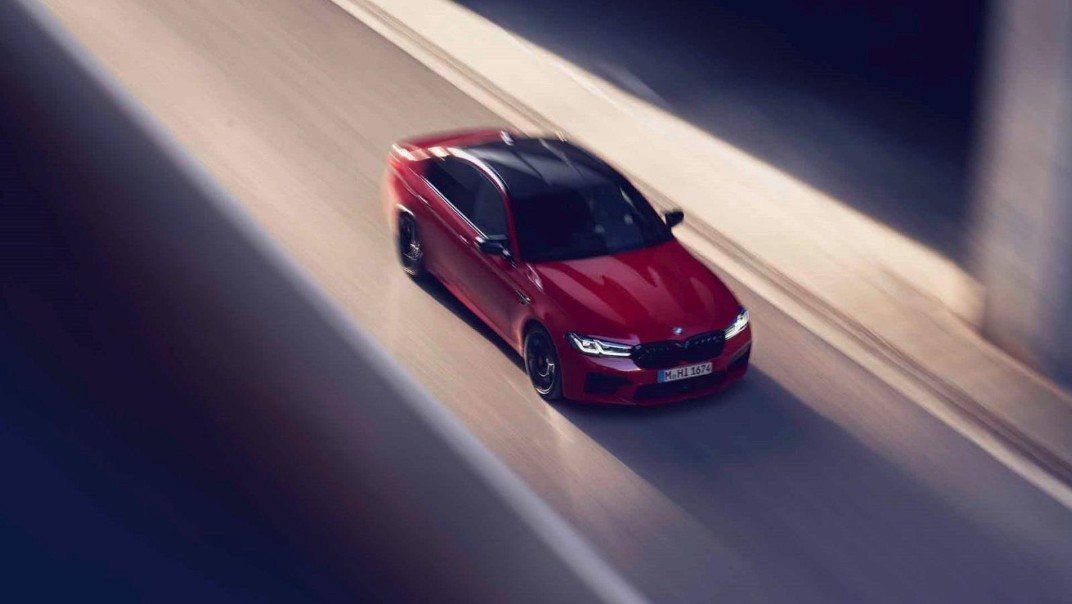 2020 BMW M5 Exterior 022
