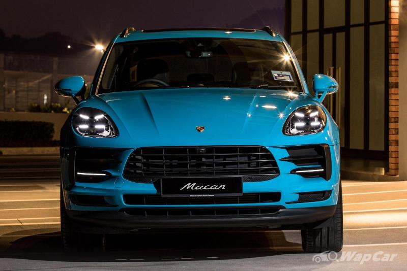 2020 Porsche Macan gets an update! Park Assist with Surround View, PASM, from RM 439k 02