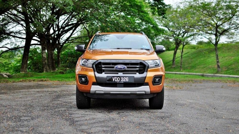 2018 Ford Ranger 2.0 Bi-Turbo WildTrak 4x4 (A) Exterior 002