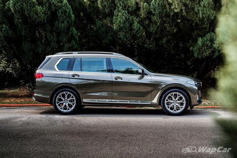 Prices of CKD 2021 BMW X7 xDrive in Malaysia confirmed: RM 699k 02