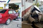 Lagi-lagi kes kereta rempuh dinding. Bagaimana ADAS boleh membantu?