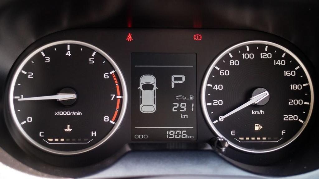 2019 Proton Saga 1.3L  Premium AT Interior 006