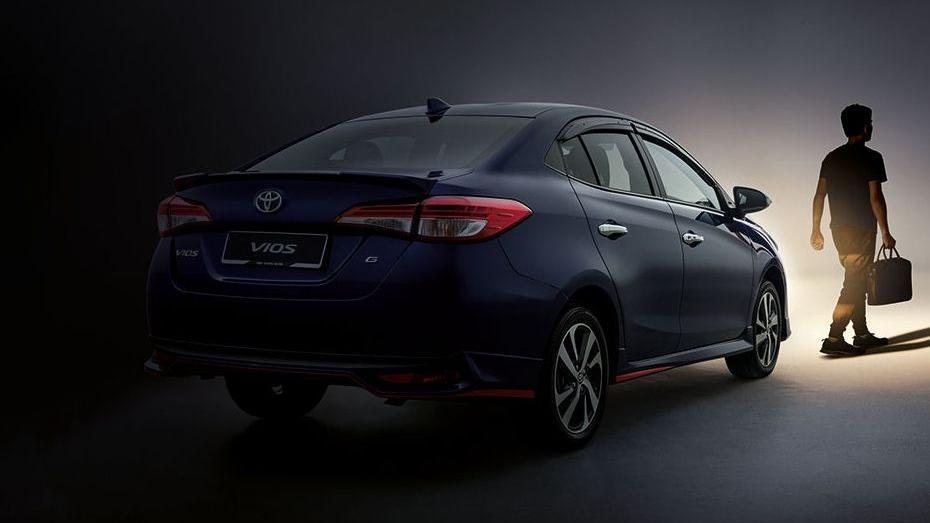 Toyota Vios (2019) Exterior 002
