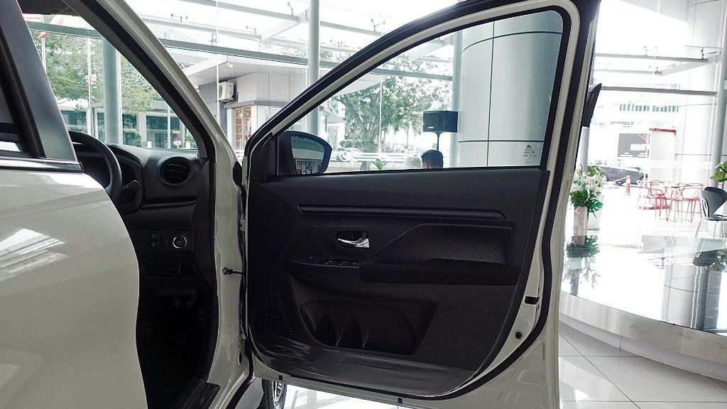 2019 Perodua Aruz 1.5 X Interior 063