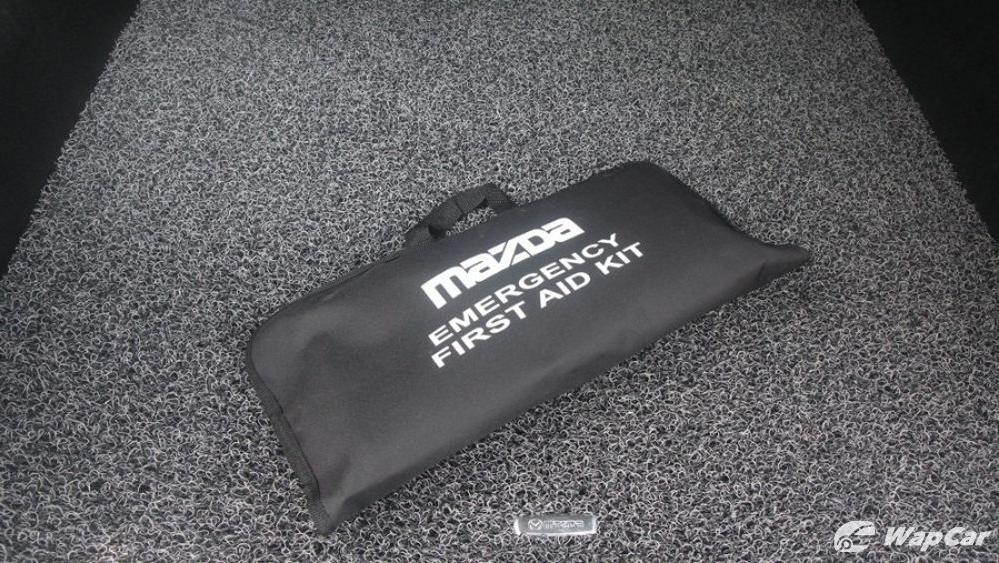 2019 Mazda CX-5 2.5L TURBO Interior 119