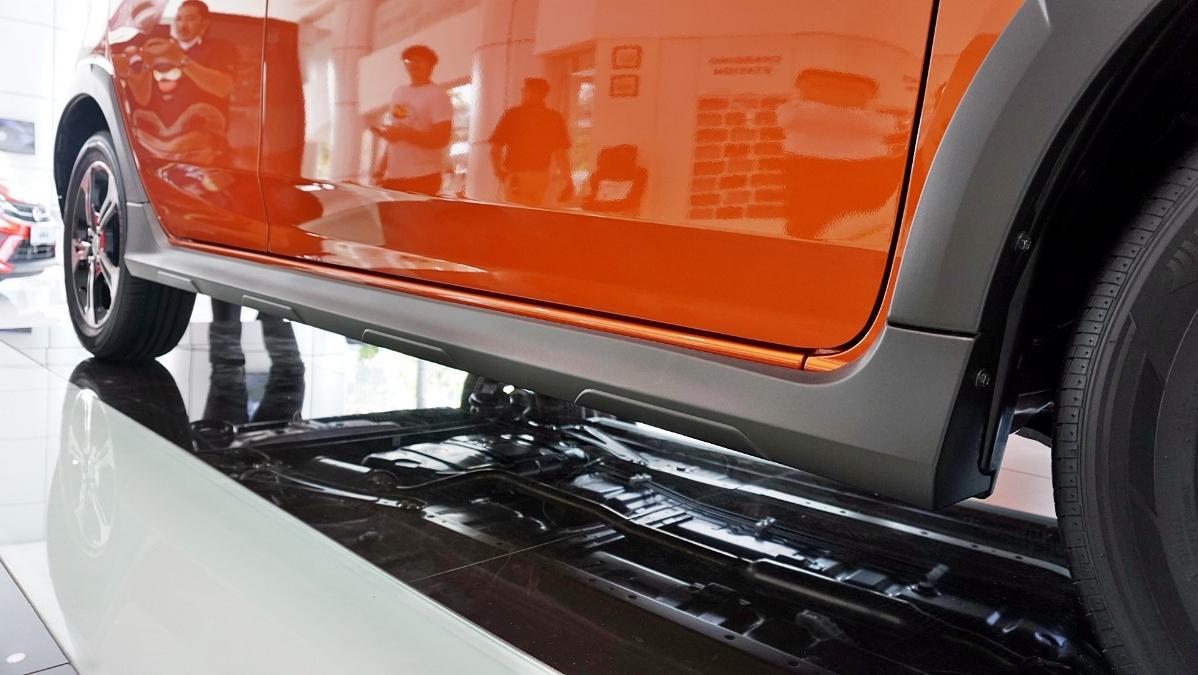 2019 Perodua Axia Style 1.0 AT Exterior 060