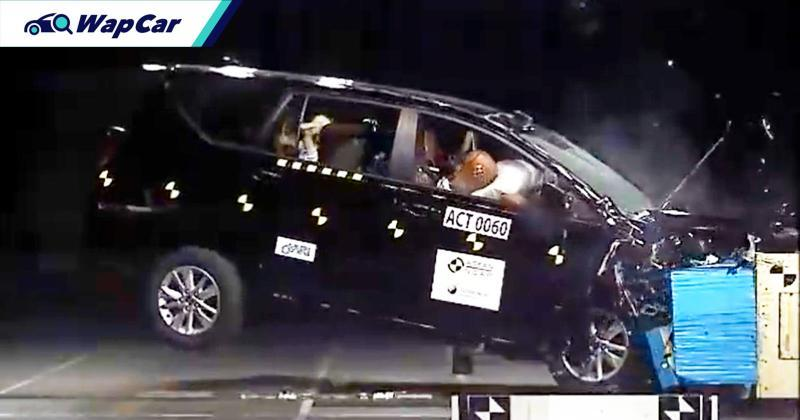 Toyota Innova 2021 menerima taraf keselamatan 5 bintang untuk ASEAN NCAP! 01