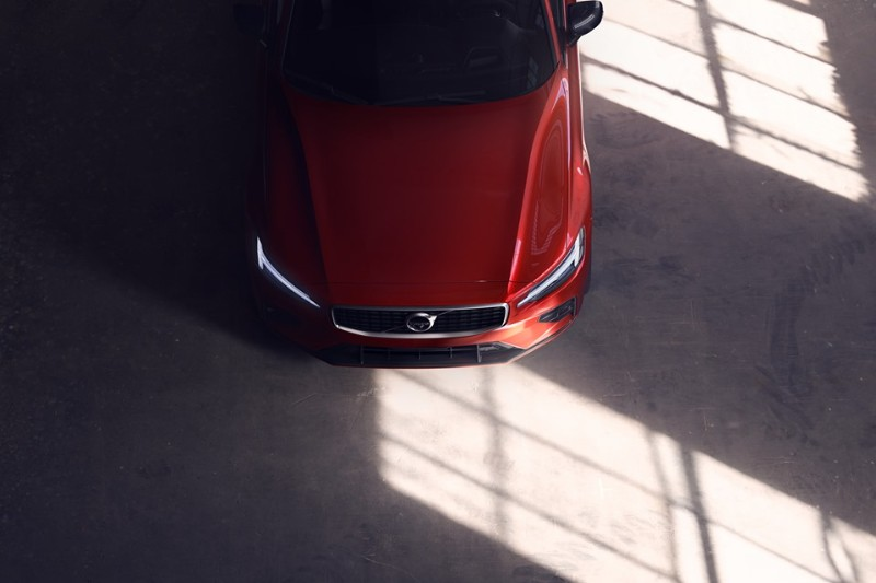 Volvo S60 Teaser