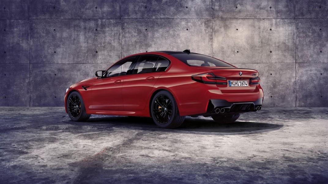 2020 BMW M5 Exterior 020