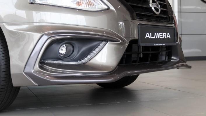 2018 Nissan Almera 1.5L VL AT Exterior 010