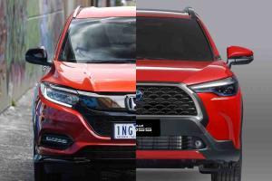 2021 Toyota Corolla Cross vs Honda HR-V:我国车型有何亮点?