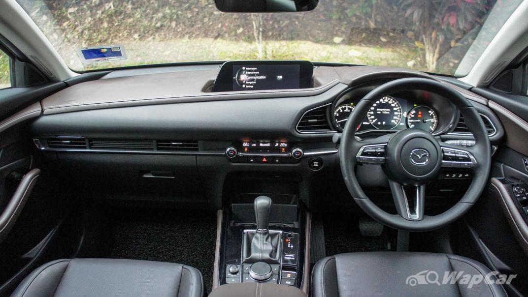 2020 Mazda CX-30 SKYACTIV-G 2.0 High AWD Interior 001