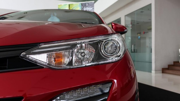 2019 Toyota Yaris 1.5E Exterior 008