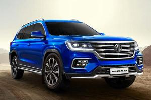 The MG RX8 is a Toyota Fortuner rival that is NOT rotary-powered