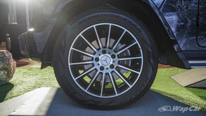 2020 Mercededs-Benz G-Class 350 d Exterior 008