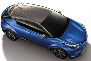 Discontinued in Malaysia, Thailand cuts price for 2021 Toyota C-HR