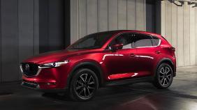 Mazda CX-5 (2018) Exterior 001