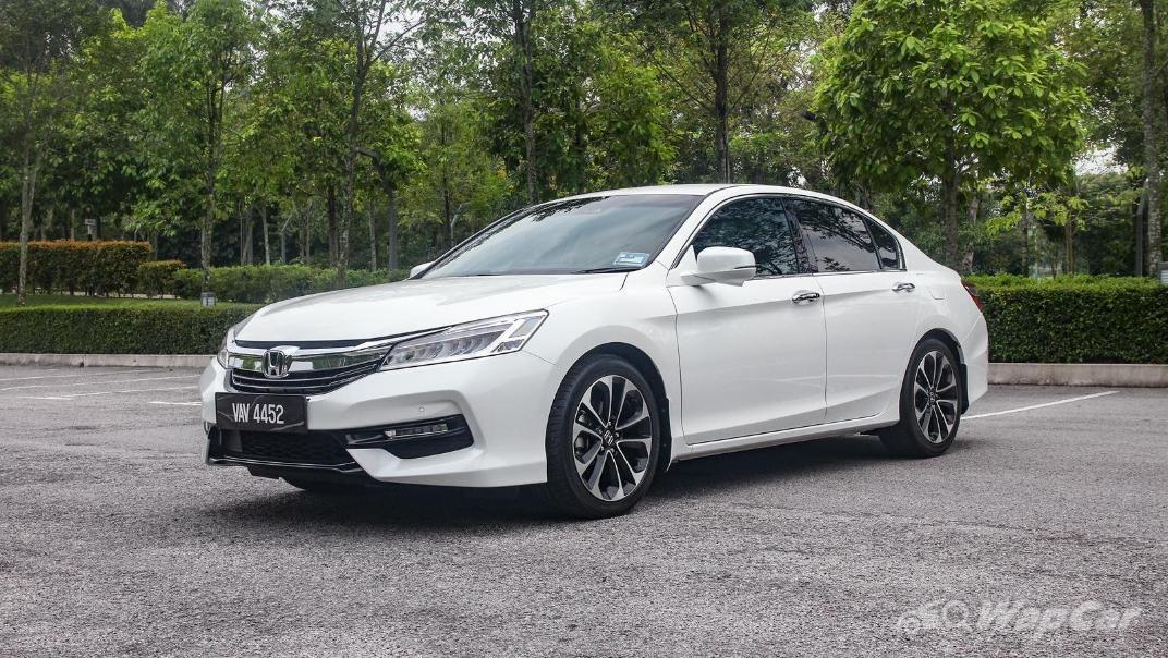 2018 Honda Accord 2.4 VTi-L Advance Exterior 035
