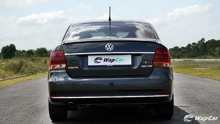 2018 Volkswagen Vento 1.2TSI Highline Exterior 005