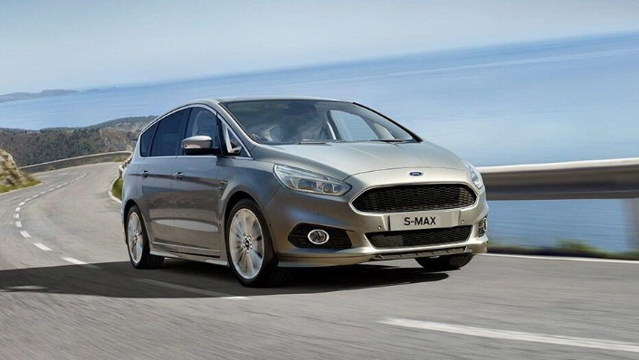 Ford S-MAX (2017) Exterior 005