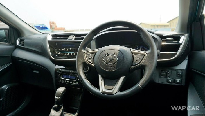 2018 Perodua Myvi 1.3 X AT Interior 002