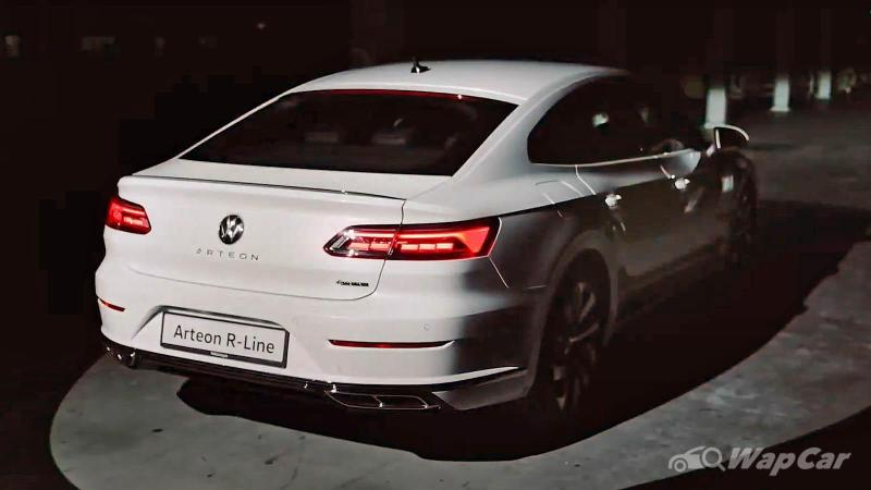 New 2021 VW Arteon R-Line facelift launched in Malaysia, priced at RM 247,671 02