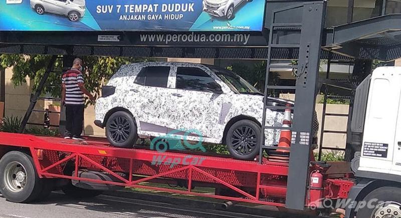 Perodua Ativa或Axeda——2021 Perodua D55L还可能会叫什么? 02