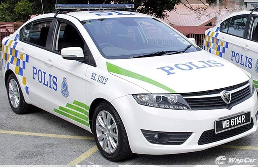 Why PDRM chose Toyota Corolla Altis as police cars instead of Proton models? 02