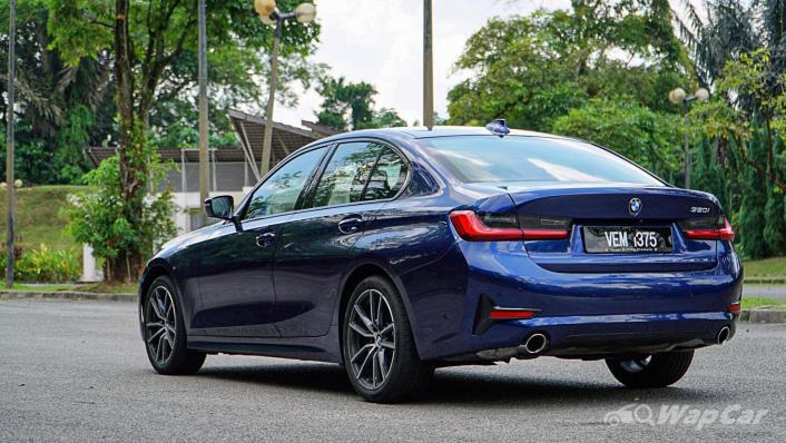 2020 BMW 3 Series 320i Sport Exterior 007