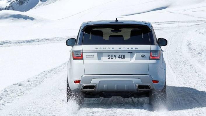 Land Rover Range Rover Sport (2017) Exterior 009