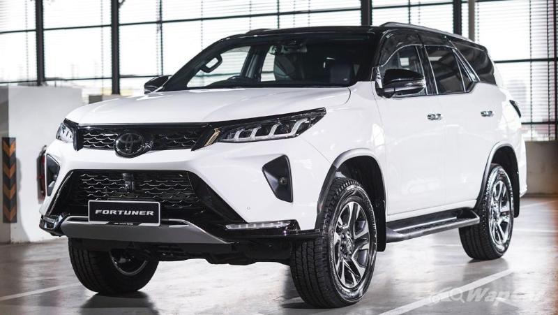 Toyota Fortuner 2021 dan Toyota Innova 2021 akan dilancarkan 2 Februari, 8.30 malam 02