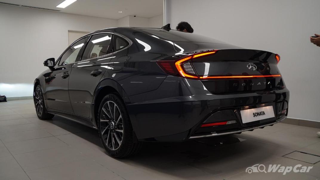 2020 Hyundai Sonata 2.5 Premium Exterior 053