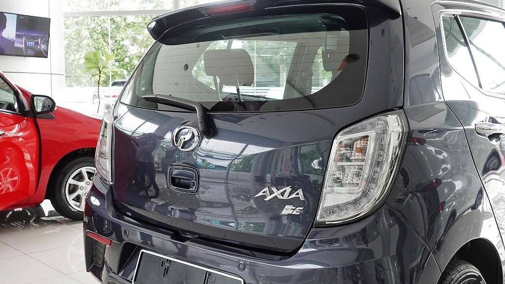 2018 Perodua Axia SE 1.0 AT Exterior 030