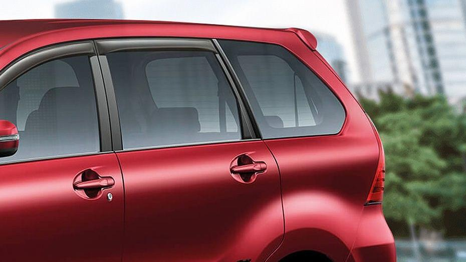 Toyota Avanza (2019) Exterior 009
